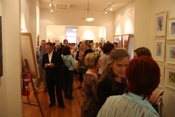 Premier Arts Studio Exhibition